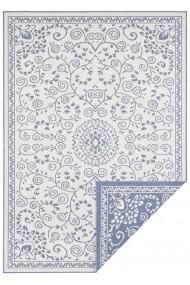 Covor Hanse Home Reversibil Oriental & Clasic Twin Supreme Albastru/Crem 160x230 cm