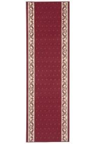Covor Hanse Home Modern & Geometric Basic Rosu 80x500 cm