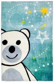 Covor Decorino Kids Copii & Tineret Florifer Alb 120x170 cm