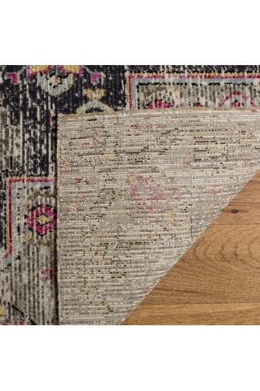 Covor Safavieh Oriental & Clasic Annik Negru/Multicolor 120x180 cm