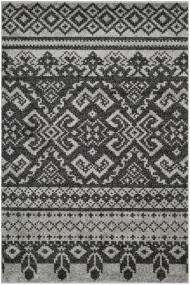 Covor Safavieh Oriental & Clasic Amina Gri/Negru 120x180 cm