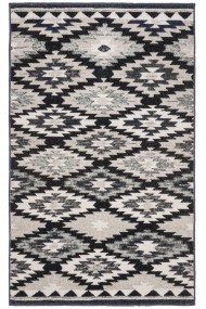 Covor Safavieh Oriental & Clasic Lailee Gri/Negru 90x150 cm