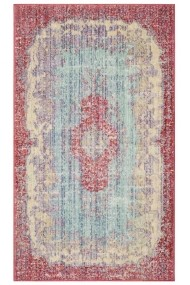 Covor Safavieh Oriental & Clasic Rocklin Albastru/Mov 90x150 cm