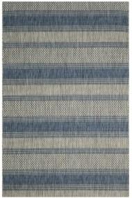 Covor Safavieh Modern & Geometric Odessa Gri/Albastru 160x230 cm
