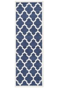 Covor Safavieh Oriental & Clasic Derby Albastru/Bej 62x240 cm