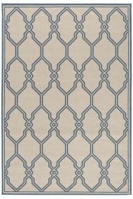 Covor Safavieh Oriental & Clasic Ionian Bej/Albastru 120x180 cm