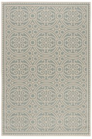 Covor Safavieh Oriental & Clasic Atlantic Bej/Albastru 160x230 cm