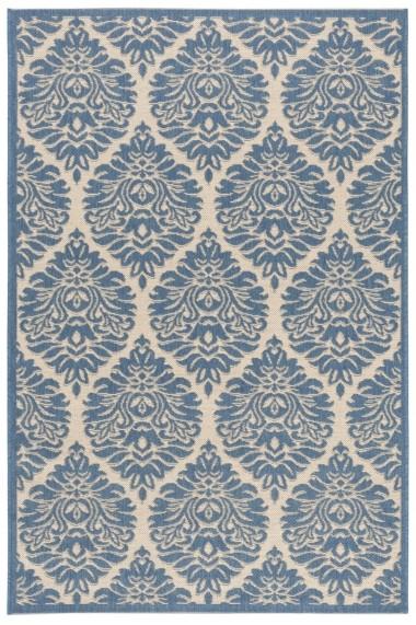 Covor Safavieh Oriental & Clasic Oreti Bej/Albastru 120x180 cm