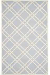 Covor Safavieh Modern & Geometric Mati Lana Albastru/Bej 160x230 cm