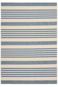 Covor Safavieh Modern & Geometric Gemma Bej/Albastru 120x180 cm