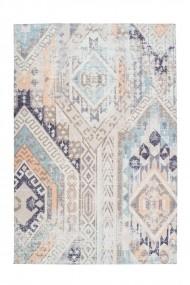 Covor Arte Espina Modern & Geometric Jora Multicolor/Albastru 80x150 cm