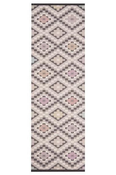 Covor Zala Living Bucatarie Modern & Geometric Cook & Clean Multicolor 45x140 cm