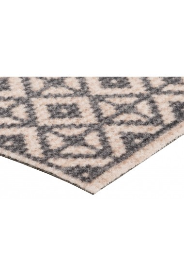 Covor Zala Living Bucatarie Modern & Geometric Cook & Clean Maro 60x180 cm