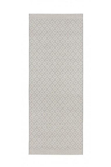 Covor Zala Living Modern & Geometric Harmony Gri 77x150 cm