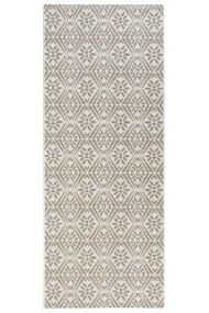 Covor Zala Living Bucatarie Modern & Geometric Soho Bej 80x200 cm
