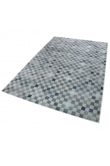 Covor Wecon home Modern & Geometric Physical 2.0, Albastru, 160x225