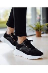 Pantofi sport Bigiottos Shoes Wayne din piele intoarsa