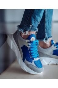 Pantofi sport albastri Bigiottos Shoes Beach Vibe