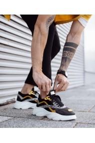 Pantofi sport Bigiottos Shoes Danger din piele naturala