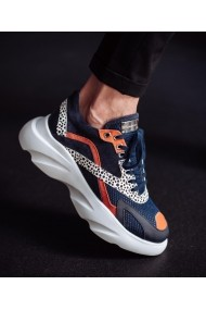 Pantofi sport Bigiottos Shoes 12009 bleumarin