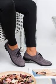 Pantofi Awon 50001GRS Gri