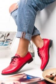 Pantofi Awon 50001KI Rosu