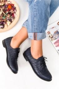 Pantofi Awon 50001LCK Bleumarin