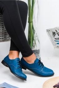Pantofi Awon 50001MAKRK Albastru