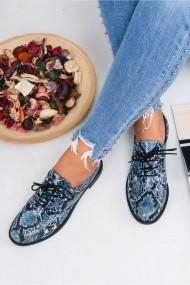 Pantofi Awon 5000MAY Albastru