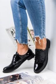 Pantofi Awon 50001SIR Negru