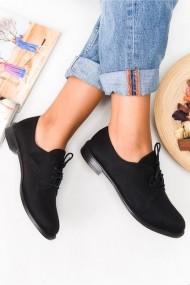 Pantofi Awon 50001SIS Negru