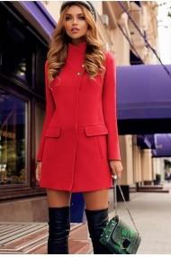 Palton Chic Diva Tania Rosu