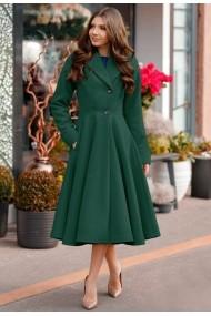 Palton Chic Diva Thalia Verde