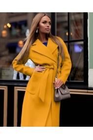 Palton Chic Diva Brianna Mustar