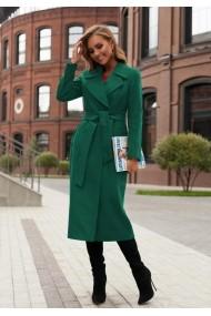 Palton Chic Diva Freddo Verde