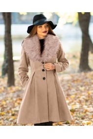 Palton Chic Diva Natalie Bej