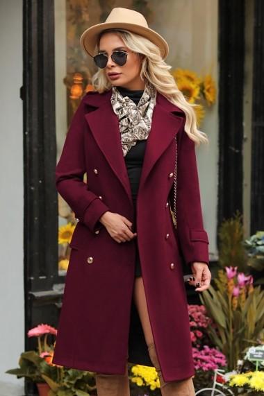 Palton Chic Diva Roxanne Visiniu