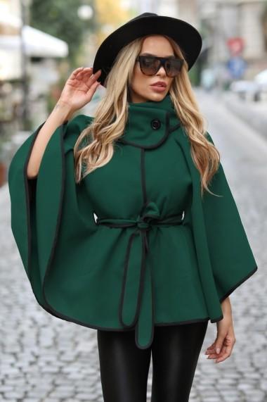 Capa Chic Diva Allena Verde