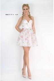 Rochie de seara Betty M Primavera Inflorata
