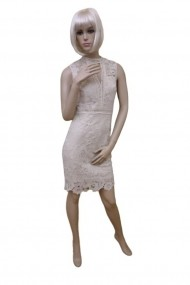 Rochie de seara France Mode M8998 Bej