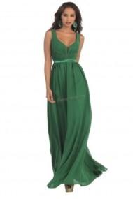Rochie de seara France Mode M1225 Verde