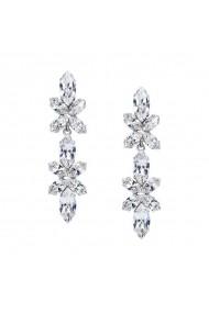 Cercei cu cristale Swarovski Carla Brillanti Lorelei Crystal