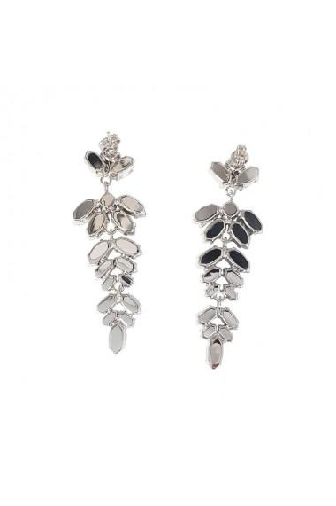 Cercei cu cristale Swarovski Carla Brillanti Pine Crystal