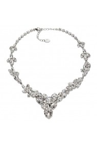 Colier cu cristale Swarovski Carla Brillanti Josephine 1 Crystal
