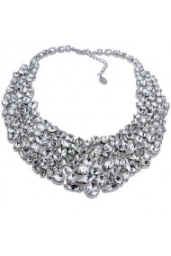 Colier cu cristale Swarovski Carla Brillanti 1145 Crystal