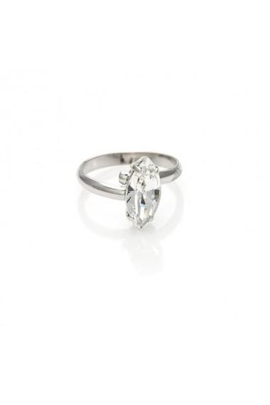 Inel cu cristale Swarovski Carla Brillanti 7024 Crystal