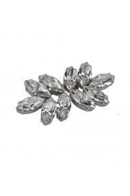 Brosa cu cristale Swarovski Carla Brillanti 5058 Crystal