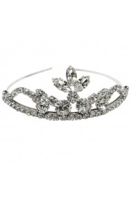 Diadema mireasa cu cristale Swarovski Carla Brillanti 8150 Crystal