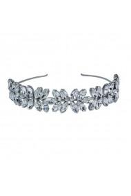 Diadema mireasa cu cristale Swarovski Carla Brillanti 8260 Crystal