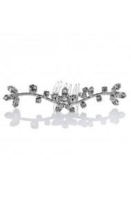 Accesoriu par mireasa cu cristale Swarovski Carla Brillanti 8176 Crystal